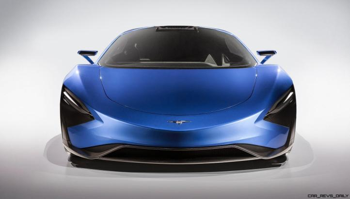 2016 TechRules AT96 TREV Supercar Concept 16