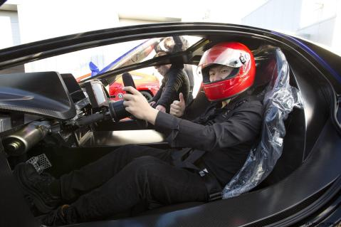 2016 TechRules AT96 TREV Supercar Concept 3