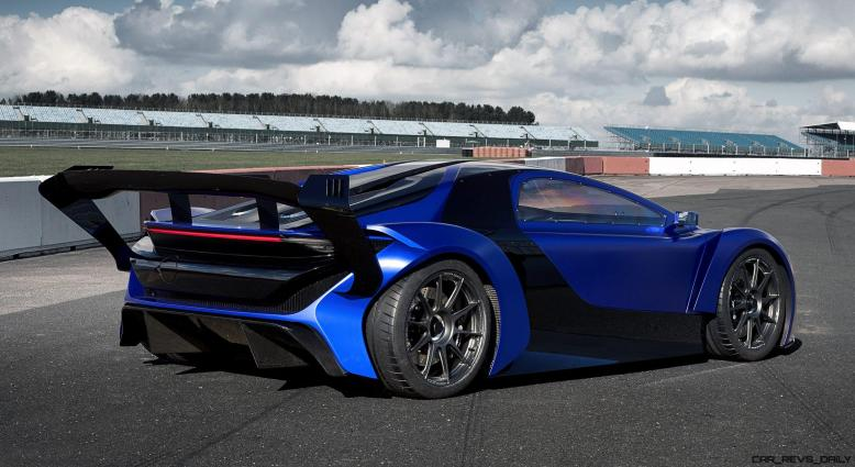 2016 TechRules AT96 TREV Supercar Concept 6