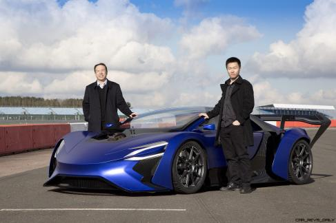 2016 TechRules AT96 TREV Supercar Concept 9
