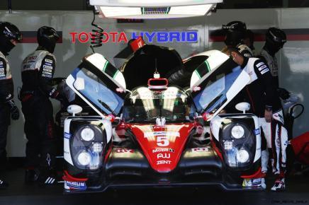 2016 Toyota TS050 Hybrid Paul Ricard 50