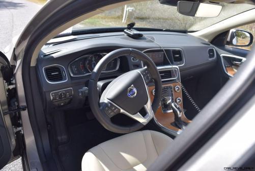 2016 Volvo S60 Inscription - INTERIOR PHOTOS 3