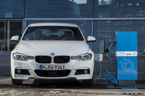2017 BMW 330e iPerformance 27