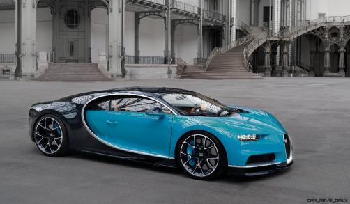 2017 Bugatti CHIRON - Color Visualizer - Draft Renderings 74