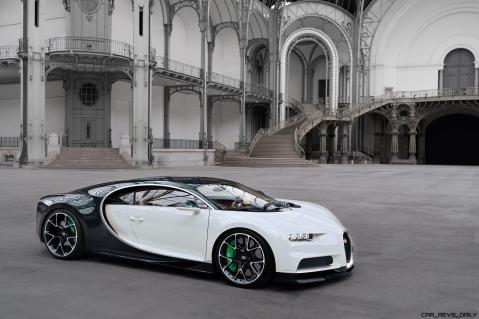 2017 Bugatti CHIRON - Colors 4