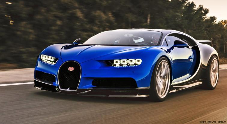 2017 Bugatti CHIRON - Colors 8