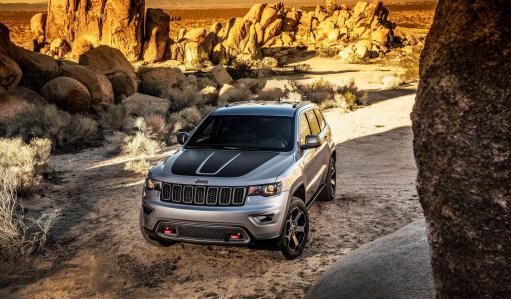 2017 Jeep Grand Cherokee TRAILHAWK 6