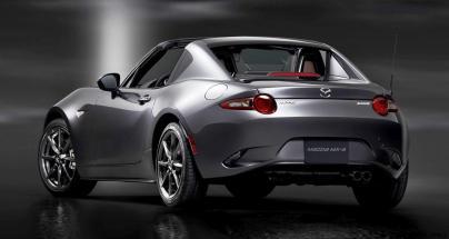 2017 Mazda MX-5 RF 7