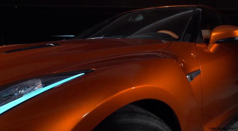 2017 Nissan GT-R Video Stills 11