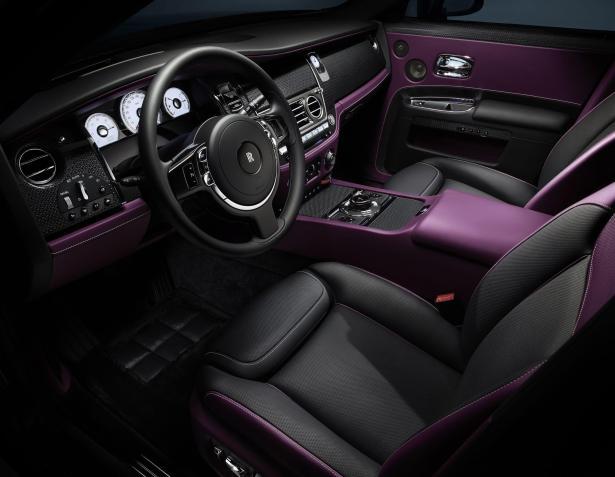2017 Rolls-Royce GHOST Black Badge 5