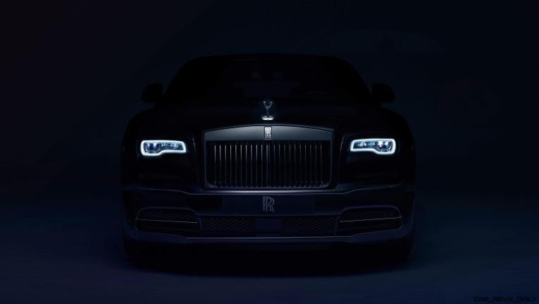 2017 Rolls-Royce WRAITH Black Badge 2