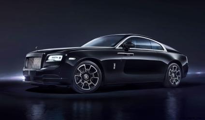 2017 Rolls-Royce WRAITH Black Badge 3
