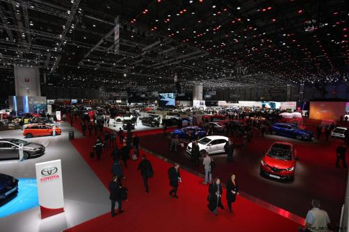Geneva Auto Show 2016 - Mega Gallery 152