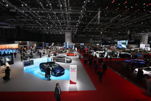 Geneva Auto Show 2016 - Mega Gallery 153
