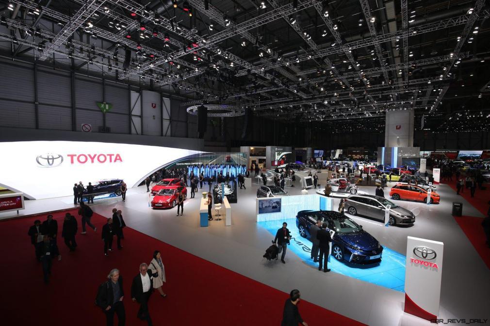Geneva Auto Show 2016 - Mega Gallery 154