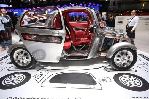 Geneva Auto Show 2016 - Mega Gallery 304