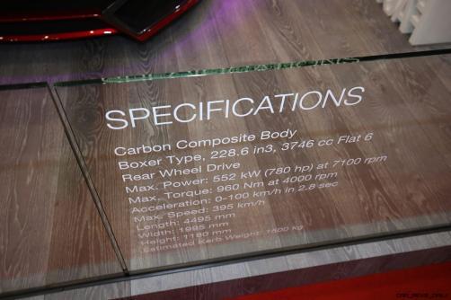 Geneva Auto Show 2016 - Mega Gallery 316