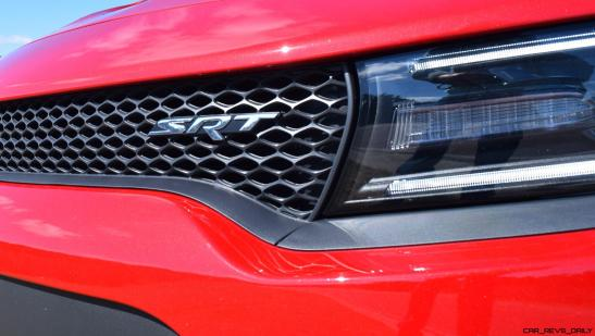 HD Road Test Review - 2016 Dodge Charger SRT392 21