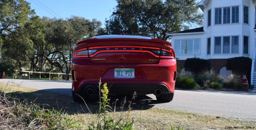 HD Road Test Review - 2016 Dodge Charger SRT392 30