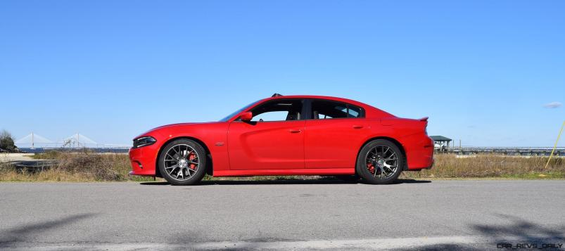 HD Road Test Review - 2016 Dodge Charger SRT392 42