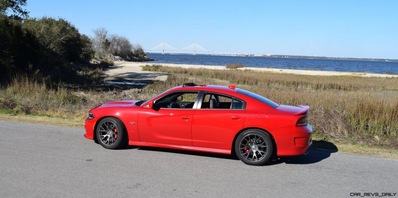 HD Road Test Review - 2016 Dodge Charger SRT392 59