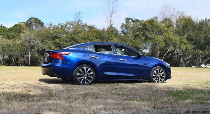 HD Road Test Review - 2016 Nissan Maxima SR 16