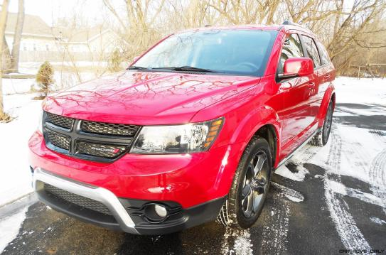 Hawkeye Drives - 2016 Dodge Journey Review 19