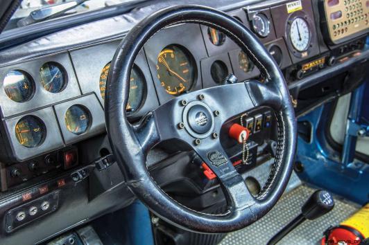 RM Monaco 2016 - 1982 Renault 5 Turbo Group 4 Rally Car 14