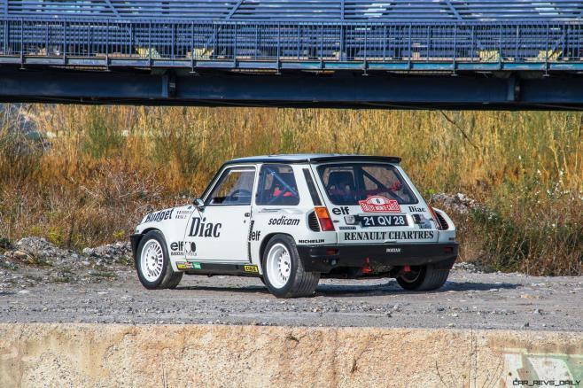 RM Monaco 2016 - 1982 Renault 5 Turbo Group 4 Rally Car 2