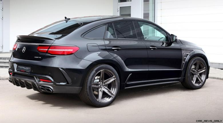 TopCar GLE INFERNO Coupe 5