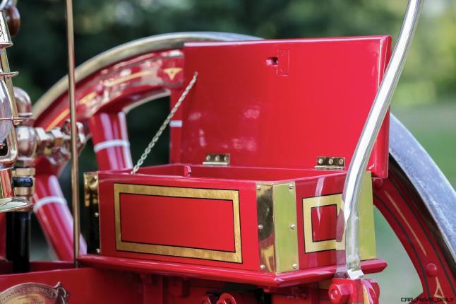 1894 Silsby Fourth Size Horse-Drawn Steam Pumper 17