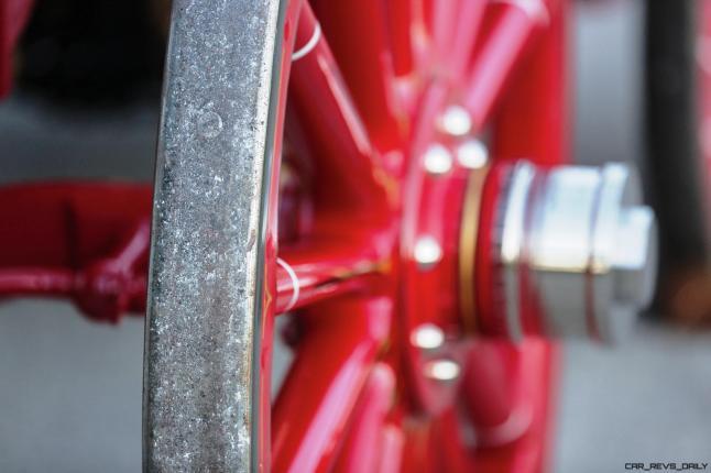 1894 Silsby Fourth Size Horse-Drawn Steam Pumper 18
