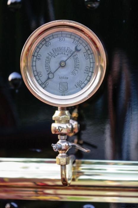 1894 Silsby Fourth Size Horse-Drawn Steam Pumper 30