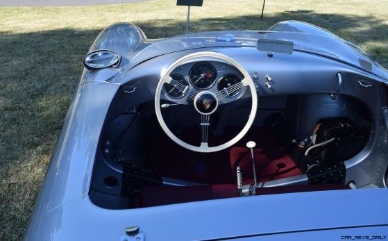 1955 Porsche 550 Spyder - Ingram Collection 18