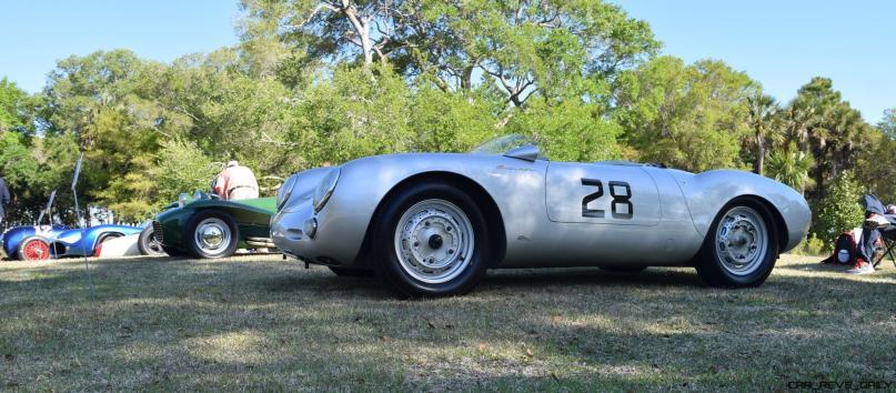 1955 Porsche 550 Spyder - Ingram Collection 3