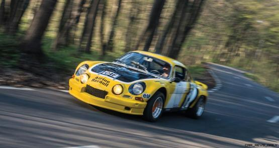1965 Alpine-Renault A110 in Group 4 Rally Spec 17