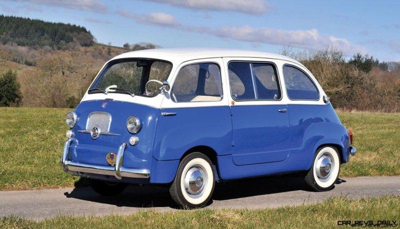 1965 Fiat 600 Multipla 1