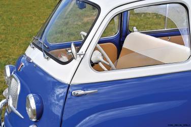 1965 Fiat 600 Multipla 18