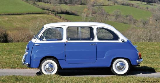 1965 Fiat 600 Multipla 5