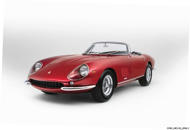 1968 Ferrari 275 GTS4 NART Spider 2