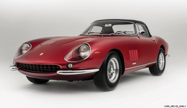 1968 Ferrari 275 GTS4 NART Spider 30