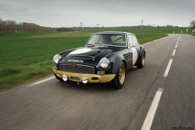 1969 MG MGC GTS Sebring 20