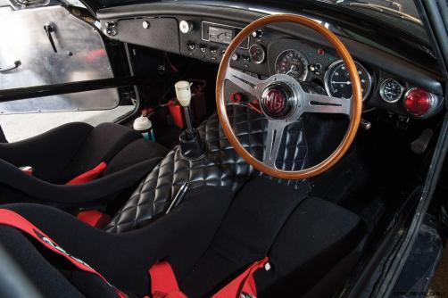 1969 MG MGC GTS Sebring 4