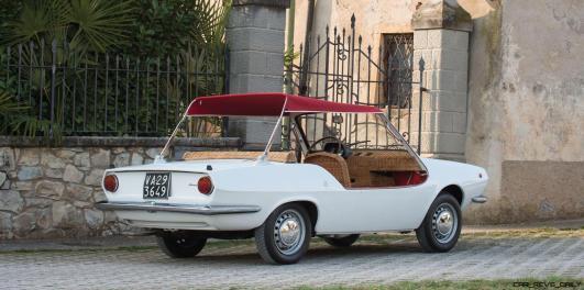 1970 Fiat 850 Spiaggetta by Michelotti 3