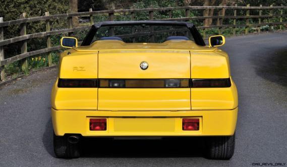 1993 Alfa Romeo RZ by Zagato 12