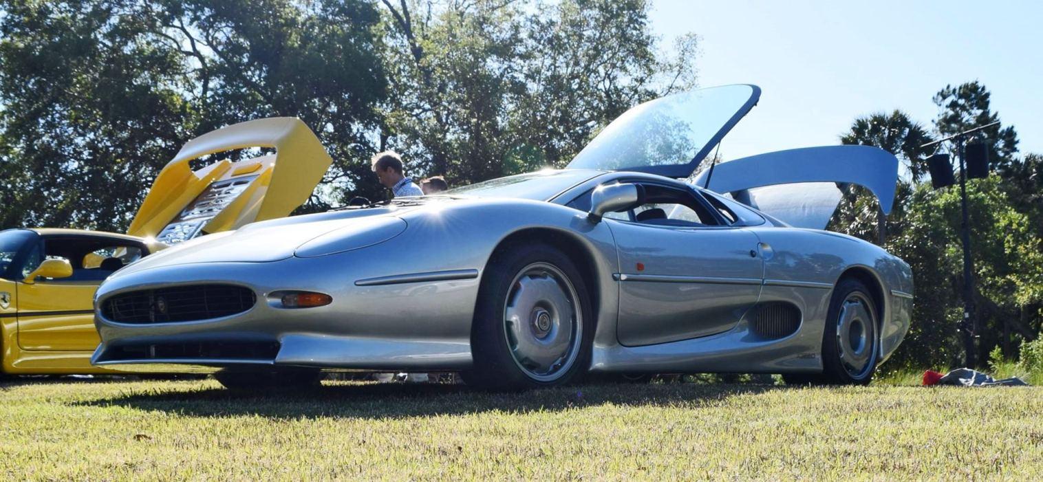 1994 Jaguar XJ220 3