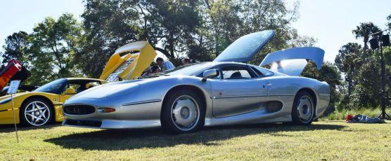 1994 Jaguar XJ220 66