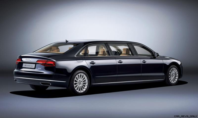 2016 Audi A8L Extended 1