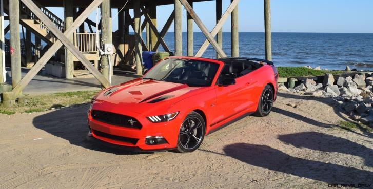 2016 Ford Mustang GT California Special 30