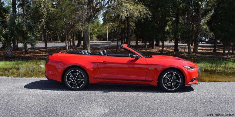 2016 Ford Mustang GT California Special 63
